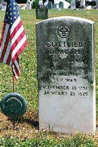 DEMUTH, GOTTLIEB - Tuscarawas County, Ohio | GOTTLIEB DEMUTH - Ohio Gravestone Photos