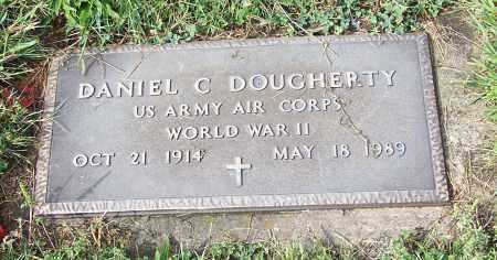 DOUGHERTY, DANIEL C.  (MIL) - Tuscarawas County, Ohio   DANIEL C.  (MIL) DOUGHERTY - Ohio Gravestone Photos