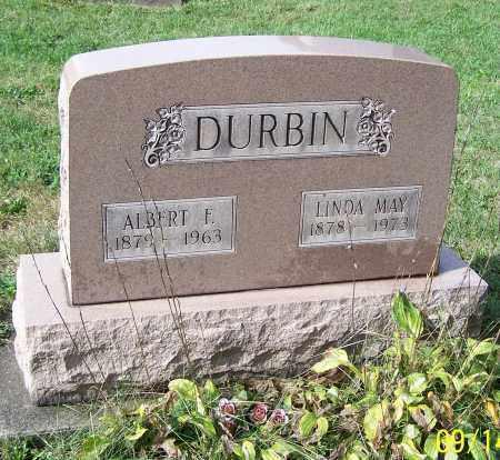 DURBIN, ALBERT F. - Tuscarawas County, Ohio | ALBERT F. DURBIN - Ohio Gravestone Photos