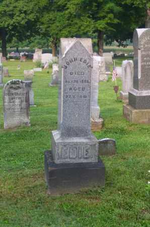 EDIE, SR., JOHN H. - Tuscarawas County, Ohio   JOHN H. EDIE, SR. - Ohio Gravestone Photos