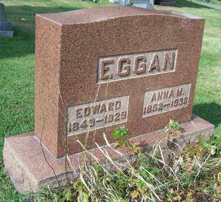 DUTTON EGGAN, ANNA M. - Tuscarawas County, Ohio | ANNA M. DUTTON EGGAN - Ohio Gravestone Photos