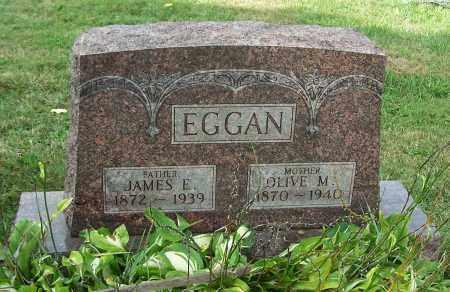 EGGAN, JAMES E. - Tuscarawas County, Ohio | JAMES E. EGGAN - Ohio Gravestone Photos