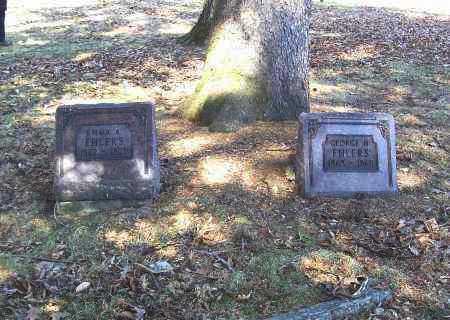 EHLERS, EMMA A. - Tuscarawas County, Ohio | EMMA A. EHLERS - Ohio Gravestone Photos