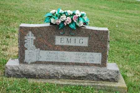 EMIG, LEONA D. - Tuscarawas County, Ohio | LEONA D. EMIG - Ohio Gravestone Photos