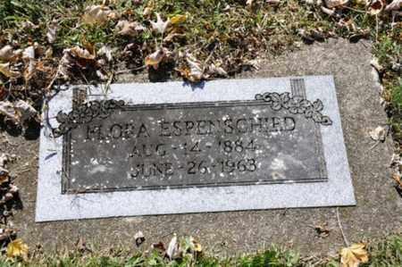 ANDEREGG ESPENSCHIED, FLORA - Tuscarawas County, Ohio | FLORA ANDEREGG ESPENSCHIED - Ohio Gravestone Photos