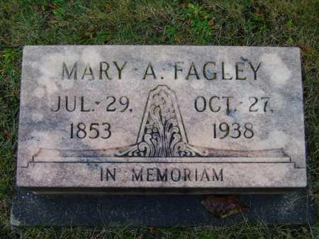 FAGLEY, MARY A. - Tuscarawas County, Ohio   MARY A. FAGLEY - Ohio Gravestone Photos