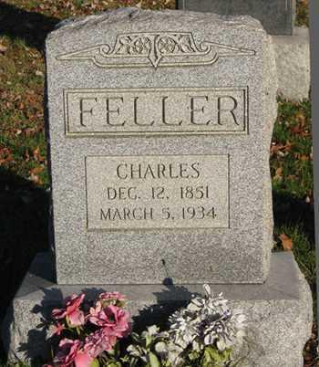 FELLER, CHARLES - Tuscarawas County, Ohio | CHARLES FELLER - Ohio Gravestone Photos