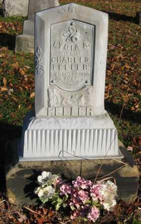 FELLER, LYDIA ANN - Tuscarawas County, Ohio | LYDIA ANN FELLER - Ohio Gravestone Photos