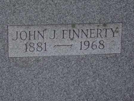 FINNERTY, JOHN J. - Tuscarawas County, Ohio   JOHN J. FINNERTY - Ohio Gravestone Photos