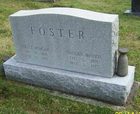 FOSTER, GRACE MORGAN - Tuscarawas County, Ohio | GRACE MORGAN FOSTER - Ohio Gravestone Photos