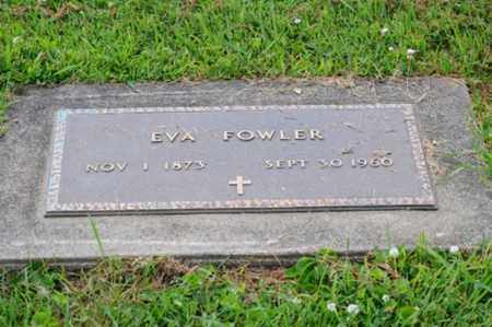 FOWLER, EVA - Tuscarawas County, Ohio | EVA FOWLER - Ohio Gravestone Photos