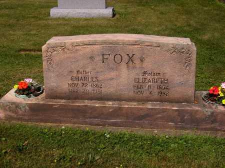 PERSHING FOX, ELIZABETH - Tuscarawas County, Ohio | ELIZABETH PERSHING FOX - Ohio Gravestone Photos