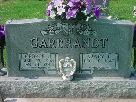GARBRANDT, NANCY L - Tuscarawas County, Ohio | NANCY L GARBRANDT - Ohio Gravestone Photos
