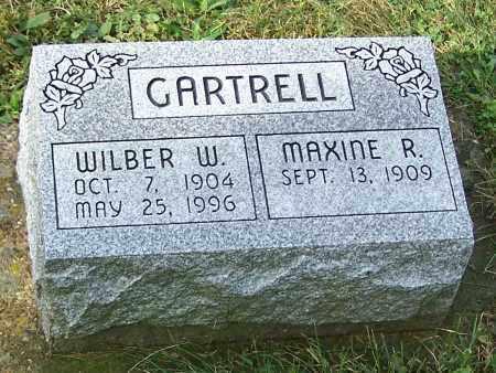 GARTRELL, MAXINE R. - Tuscarawas County, Ohio | MAXINE R. GARTRELL - Ohio Gravestone Photos