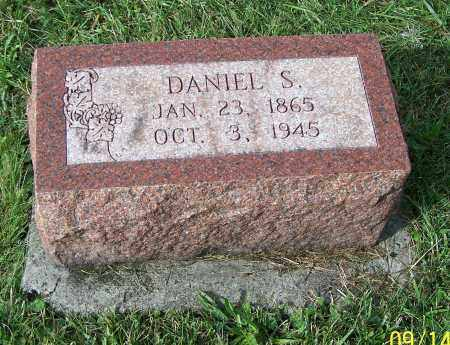 GERMAN, DANIEL S. - Tuscarawas County, Ohio | DANIEL S. GERMAN - Ohio Gravestone Photos