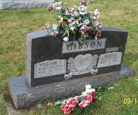 GIBSON, WILLIAM T. - Tuscarawas County, Ohio | WILLIAM T. GIBSON - Ohio Gravestone Photos