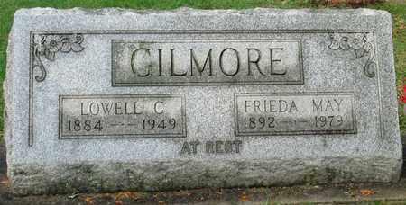 GILMORE, FRIEDA MAY - Tuscarawas County, Ohio | FRIEDA MAY GILMORE - Ohio Gravestone Photos