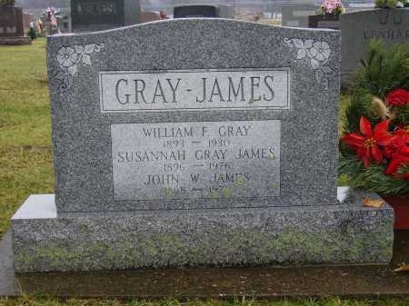 GRAY - JAMES, MONUMENT - Tuscarawas County, Ohio | MONUMENT GRAY - JAMES - Ohio Gravestone Photos