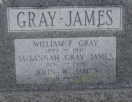 JAMES, SUSANNAH - Tuscarawas County, Ohio | SUSANNAH JAMES - Ohio Gravestone Photos