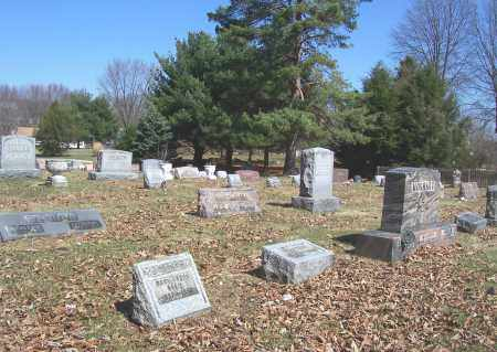 CEMETERY, OVERVIEW - Tuscarawas County, Ohio | OVERVIEW CEMETERY - Ohio Gravestone Photos