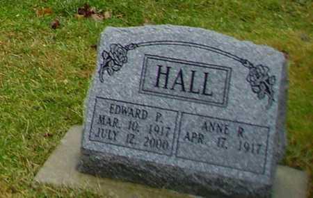 HALL, ANNE R. - Tuscarawas County, Ohio | ANNE R. HALL - Ohio Gravestone Photos