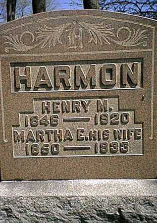 HARMON, HENRY M. - Tuscarawas County, Ohio | HENRY M. HARMON - Ohio Gravestone Photos