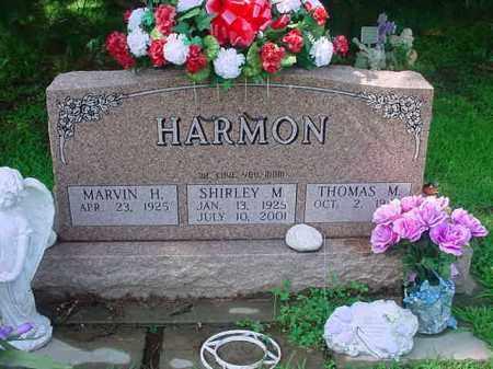 HARMON, SHIRLEY M - Tuscarawas County, Ohio | SHIRLEY M HARMON - Ohio Gravestone Photos