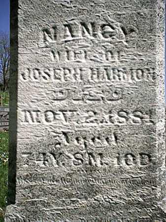 HARMON, NANCY - Tuscarawas County, Ohio | NANCY HARMON - Ohio Gravestone Photos