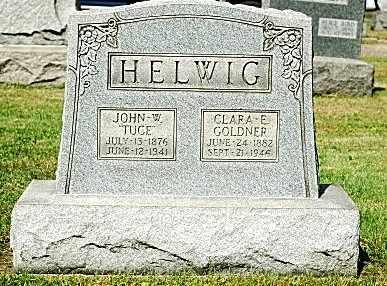 HELWIG, JOHN W. - Tuscarawas County, Ohio | JOHN W. HELWIG - Ohio Gravestone Photos