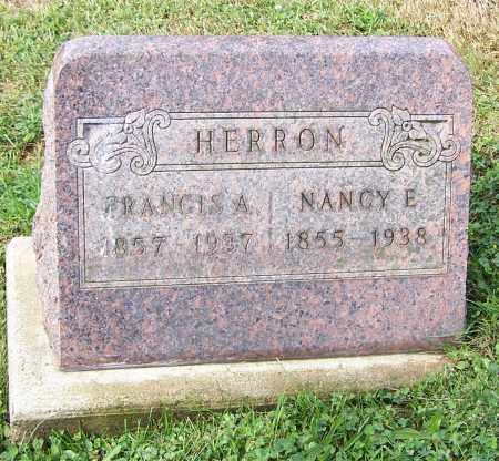 HERRON, NANCY E. - Tuscarawas County, Ohio   NANCY E. HERRON - Ohio Gravestone Photos
