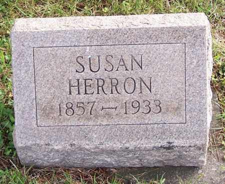 HERRON, SUSAN - Tuscarawas County, Ohio   SUSAN HERRON - Ohio Gravestone Photos