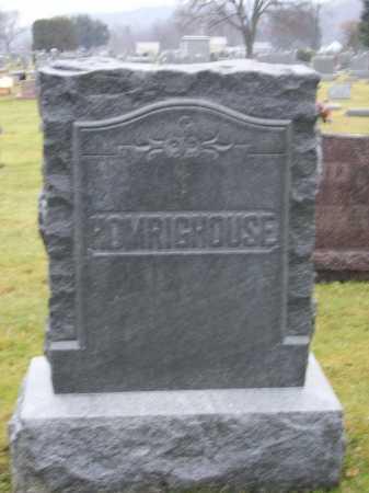 HOMRIGHOUSE, MONUMENT - Tuscarawas County, Ohio | MONUMENT HOMRIGHOUSE - Ohio Gravestone Photos