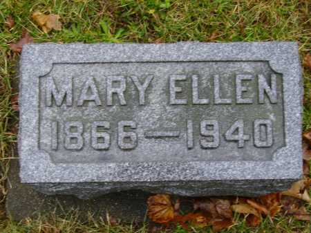 MOERY HOMRIGHOUSE, MARY ELLEN - Tuscarawas County, Ohio | MARY ELLEN MOERY HOMRIGHOUSE - Ohio Gravestone Photos