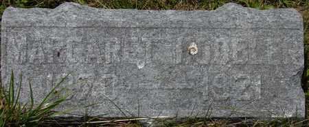 HOOBLER, MARGARET - Tuscarawas County, Ohio | MARGARET HOOBLER - Ohio Gravestone Photos