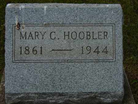 HOOBLER, MARY C. - Tuscarawas County, Ohio | MARY C. HOOBLER - Ohio Gravestone Photos