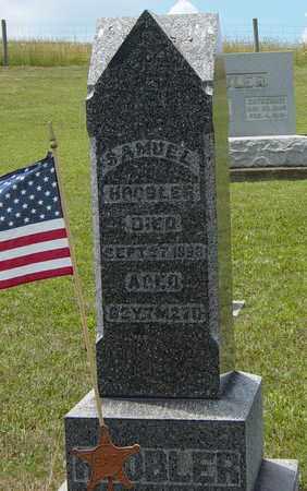 HOOBLER, SAMUEL - Tuscarawas County, Ohio | SAMUEL HOOBLER - Ohio Gravestone Photos