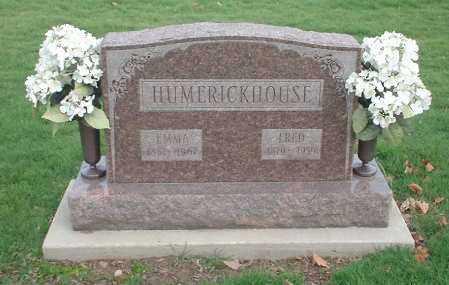 HUMERICKHOUSE, FRED - Tuscarawas County, Ohio | FRED HUMERICKHOUSE - Ohio Gravestone Photos