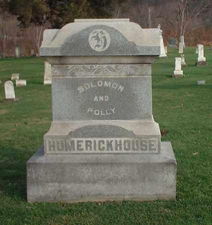 HUMERICKHOUSE, SOLOMON - Tuscarawas County, Ohio | SOLOMON HUMERICKHOUSE - Ohio Gravestone Photos