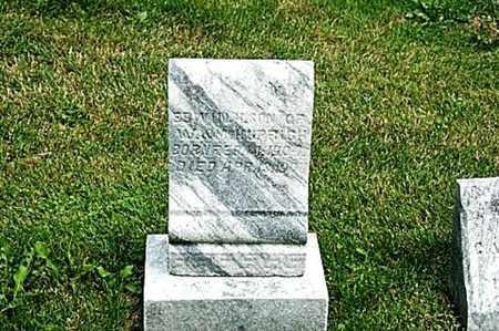 HUPRICH, EDWIN - Tuscarawas County, Ohio   EDWIN HUPRICH - Ohio Gravestone Photos