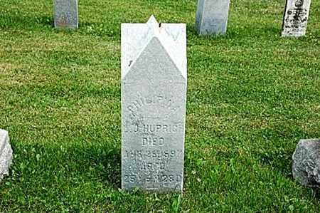 HUPRICH, PHILIPINA - Tuscarawas County, Ohio | PHILIPINA HUPRICH - Ohio Gravestone Photos