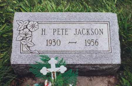 "JACKSON, HERMAN ""PETE"" - Tuscarawas County, Ohio 
