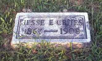 JESSE, E - Tuscarawas County, Ohio | E JESSE - Ohio Gravestone Photos