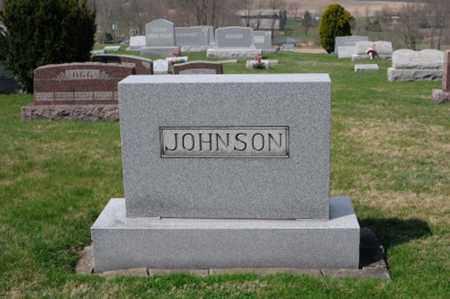 JOHNSON, SENORA - Tuscarawas County, Ohio   SENORA JOHNSON - Ohio Gravestone Photos