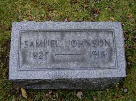 JOHNSON, SAMUEL - Tuscarawas County, Ohio | SAMUEL JOHNSON - Ohio Gravestone Photos