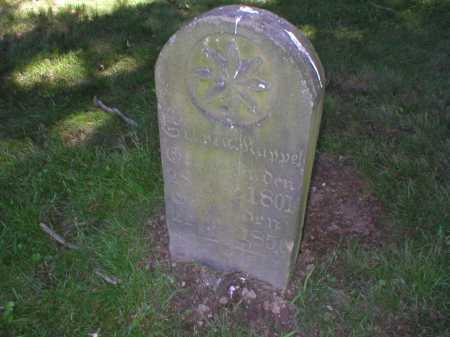 ACKERMAN KAPPEL, BARBARA SYLVIA - Tuscarawas County, Ohio | BARBARA SYLVIA ACKERMAN KAPPEL - Ohio Gravestone Photos