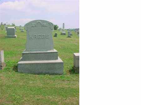 KREBS, CHRISTIAN - Tuscarawas County, Ohio | CHRISTIAN KREBS - Ohio Gravestone Photos