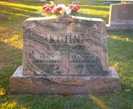 KUHN, CLARENCE - Tuscarawas County, Ohio | CLARENCE KUHN - Ohio Gravestone Photos