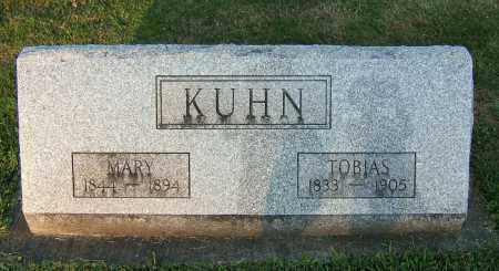 WENGER KUHN, MARY ANNA - Tuscarawas County, Ohio | MARY ANNA WENGER KUHN - Ohio Gravestone Photos