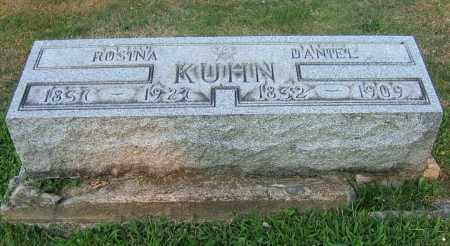 INTERMUHL KUHN, ROSINA - Tuscarawas County, Ohio   ROSINA INTERMUHL KUHN - Ohio Gravestone Photos