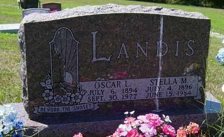 LANDIS, STELLA M. - Tuscarawas County, Ohio   STELLA M. LANDIS - Ohio Gravestone Photos